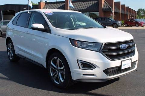 2015 Ford Edge for sale in Portage, WI
