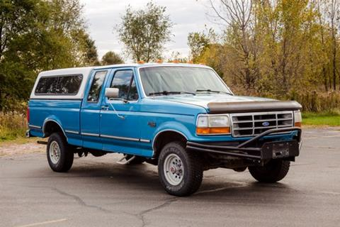 1992 Ford F-150 for sale in Portage, WI