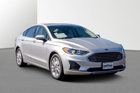 2019 Ford Fusion for sale in Portage, WI