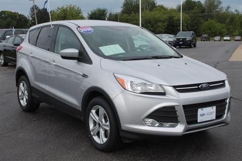 2016 Ford Escape for sale in Monroe, WI