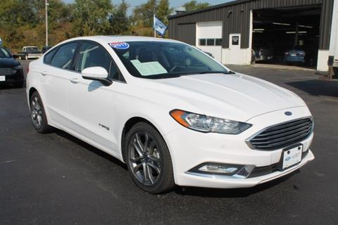 2017 Ford Fusion Hybrid for sale in Monroe WI