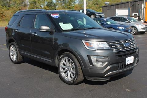 2016 Ford Explorer for sale in Monroe WI