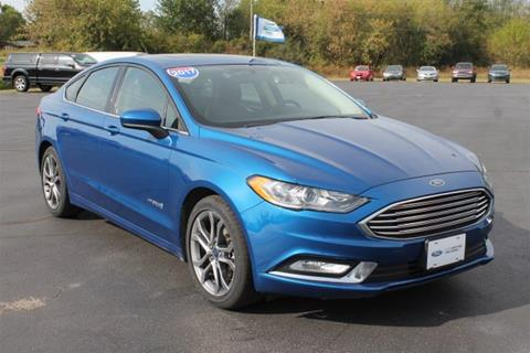 2017 Ford Fusion Hybrid for sale in Monroe, WI