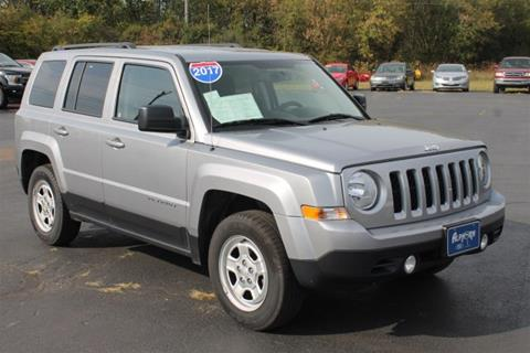 2017 Jeep Patriot for sale in Monroe WI