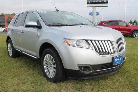 2013 Lincoln MKX for sale in Monroe WI