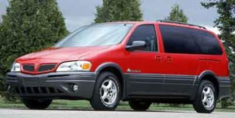 2001 Pontiac Montana for sale in Monroe, WI