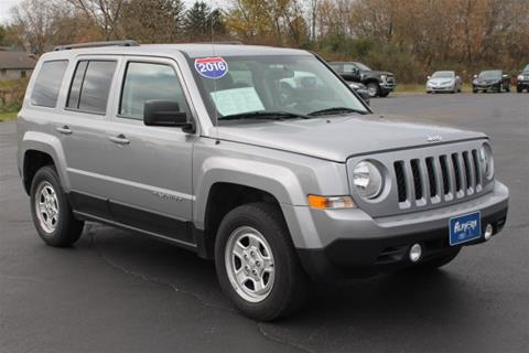 2016 Jeep Patriot for sale in Monroe, WI