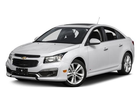 2015 Chevrolet Cruze for sale in Monroe WI