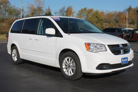 2016 Dodge Grand Caravan for sale in Monroe, WI