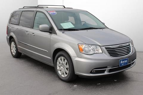 2016 Chrysler Town and Country for sale in Monroe, WI