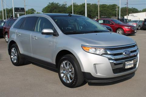 2014 Ford Edge for sale in Monroe, WI