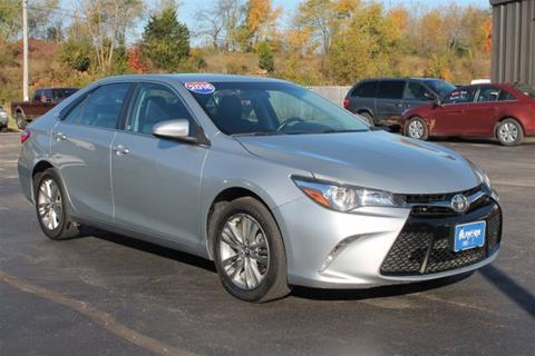 2016 Toyota Camry for sale in Monroe WI