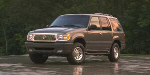 1999 Mercury Mountaineer for sale in Monroe WI