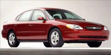 2000 Ford Taurus for sale in Harvard, IL