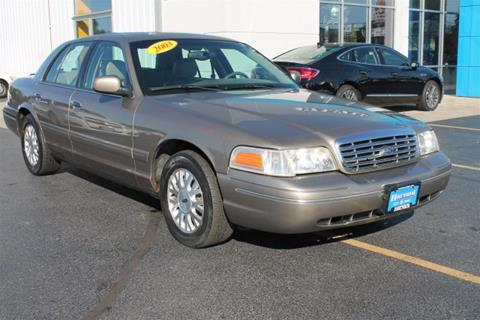2003 Ford Crown Victoria for sale in Harvard, IL