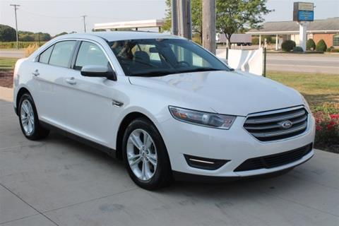2015 Ford Taurus for sale in Harvard IL
