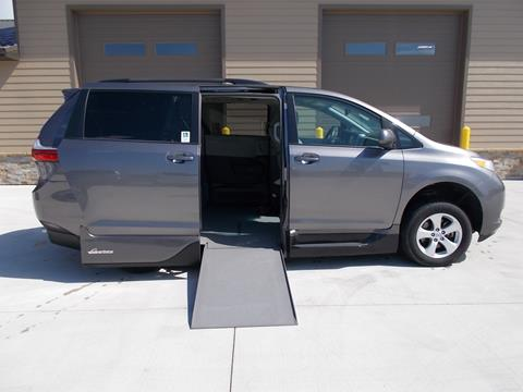 2015 Toyota Sienna for sale in Tea, SD
