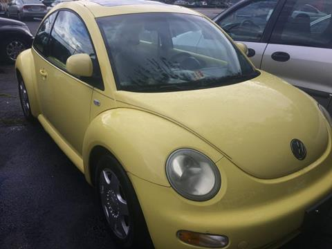2000 Volkswagen New Beetle for sale in Norfolk, VA