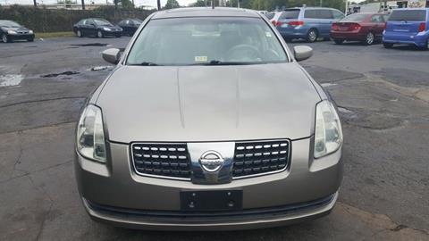2004 Nissan Maxima for sale in Norfolk, VA