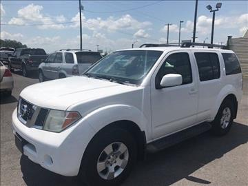 2007 Nissan Pathfinder for sale in Weatherford, TX