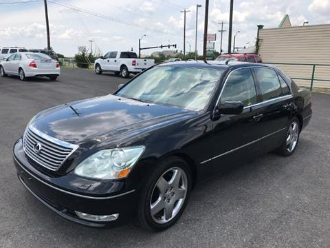 2005 Lexus LS 430 for sale in Weatherford, TX