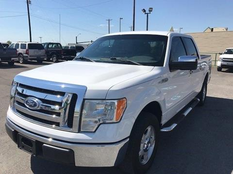 2010 Ford F-150 for sale in Weatherford, TX