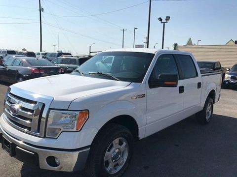 2011 Ford F-150 for sale in Weatherford, TX