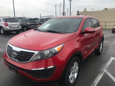 2012 Kia Sportage for sale in Weatherford, TX