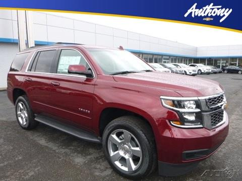2017 Chevrolet Tahoe for sale in Fairmont WV