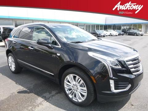2017 Cadillac XT5 for sale in Fairmont, WV