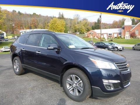 2017 Chevrolet Traverse for sale in Fairmont, WV
