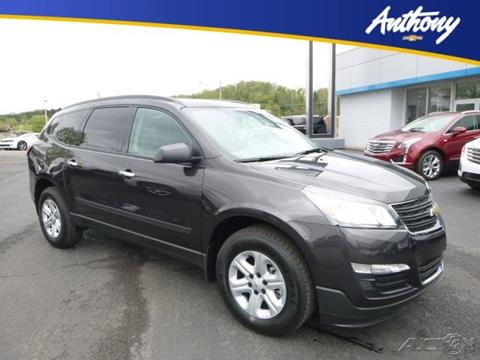 2017 Chevrolet Traverse for sale in Fairmont WV