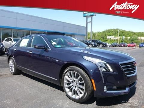 2017 Cadillac CT6 for sale in Fairmont WV