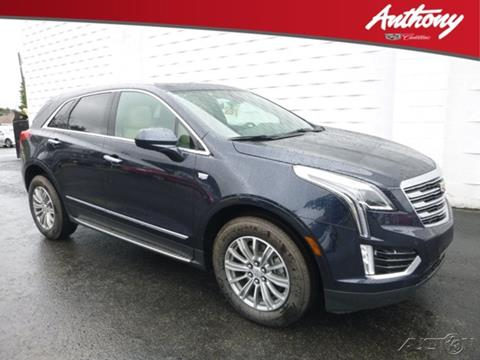 2017 Cadillac XT5 for sale in Fairmont WV