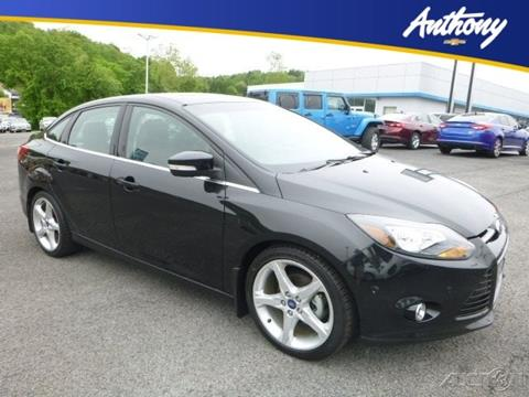 2013 Ford Focus for sale in Fairmont WV