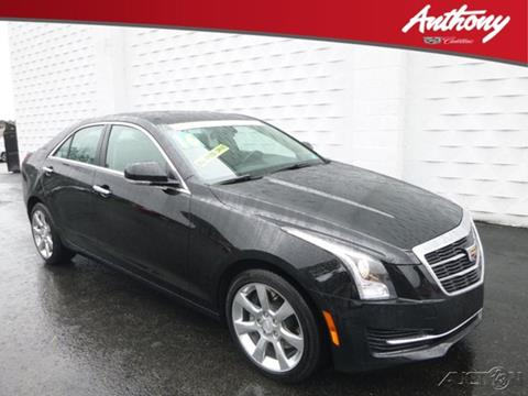 2016 Cadillac ATS for sale in Fairmont, WV