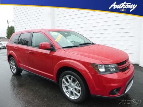 2015 Dodge Journey for sale in Fairmont, WV