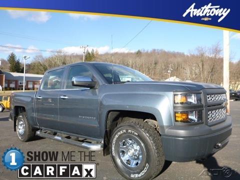2014 Chevrolet Silverado 1500 for sale in Fairmont WV
