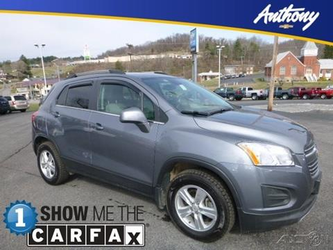 2015 Chevrolet Trax for sale in Fairmont WV