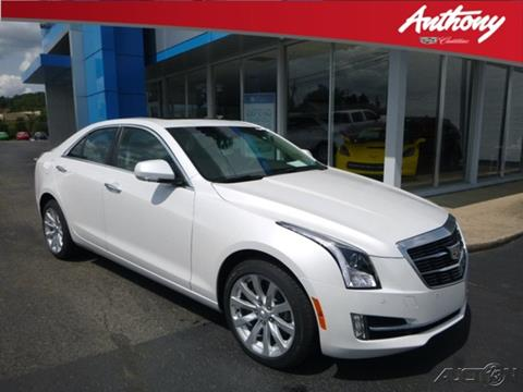 2018 Cadillac ATS for sale in Fairmont WV