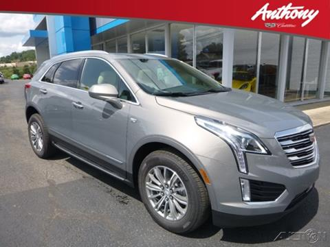 2018 Cadillac XT5 for sale in Fairmont WV