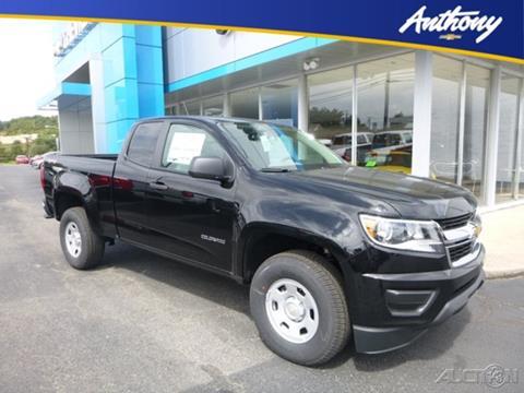 2018 Chevrolet Colorado for sale in Fairmont, WV