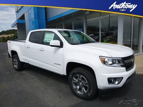 2018 Chevrolet Colorado for sale in Fairmont WV