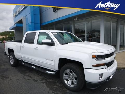 2018 Chevrolet Silverado 1500 for sale in Fairmont WV