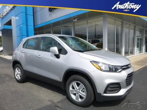 2017 Chevrolet Trax for sale in Fairmont WV