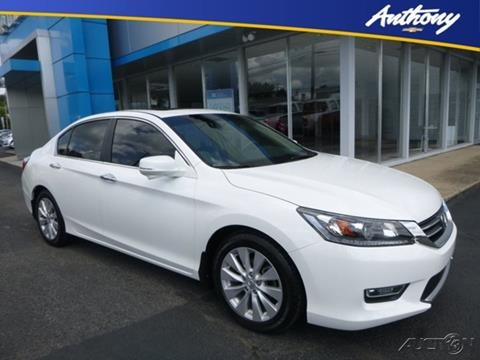 2013 Honda Accord for sale in Fairmont, WV