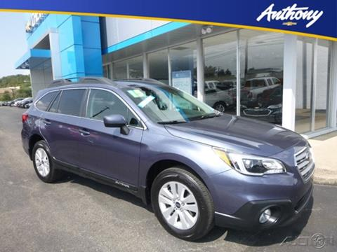 2015 Subaru Outback for sale in Fairmont WV