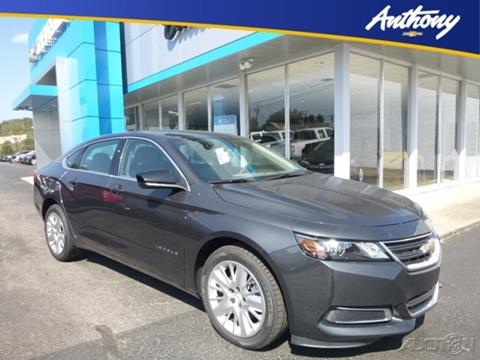 2018 Chevrolet Impala for sale in Fairmont WV