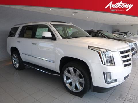 2018 Cadillac Escalade for sale in Fairmont, WV