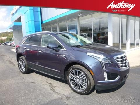 2018 Cadillac XT5 for sale in Fairmont, WV